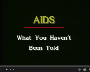 Aids: What you havent been told